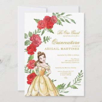 Be Our Guest | Belle Quinceañera