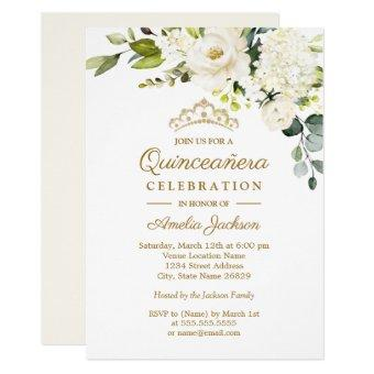 Champagne Watercolor Floral