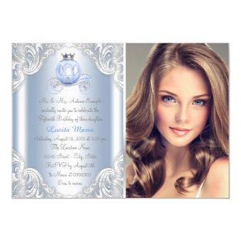 Cinderella Blue Princess