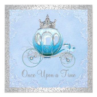 Cinderella Once Upon a Time Princess Birthday