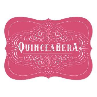 Custom Color Quinceañera South Western