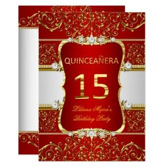Elegant Quinceanera Invitations Quinceanera Invitations