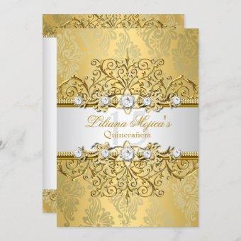 Elegant Gold Vintage Glamour