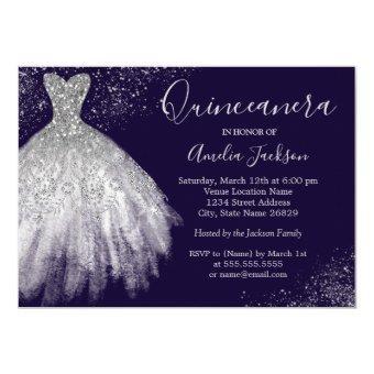 Purple Quinceanera Invitations Quinceanera Invitations