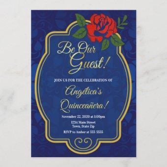 Enchanted Rose Fairytale Quinceañera