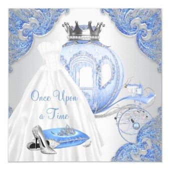 Fancy Cinderella Princess Birthday Party