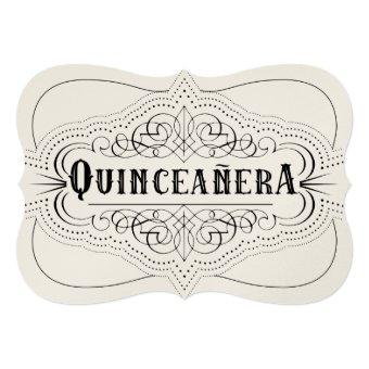 Luxury Paper Quinceañera South Western