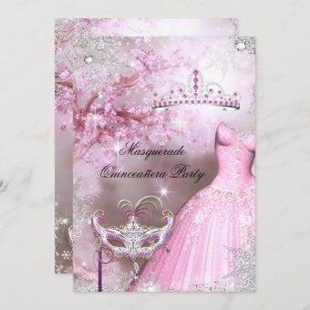 Magical Princess Masquerade Pink