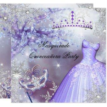 Magical Princess Masquerade Purple