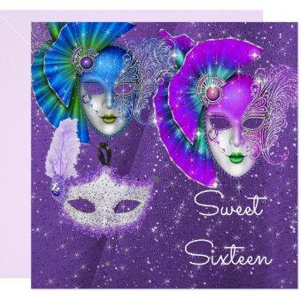 Masquerade, Mardi Gras Sweet Sixteen,