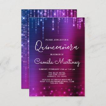 Pink and Purple Modern Party