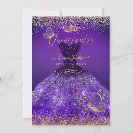 PixDezines Butterflies , Dark Purple
