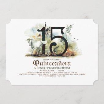 Princess Castle 15th Birthday Quinceañera