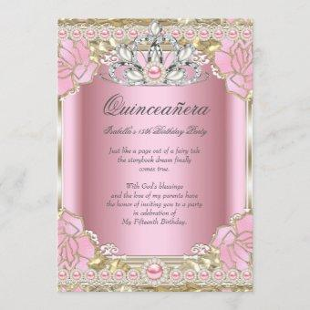 Princess Pink Pearl Birthday Party