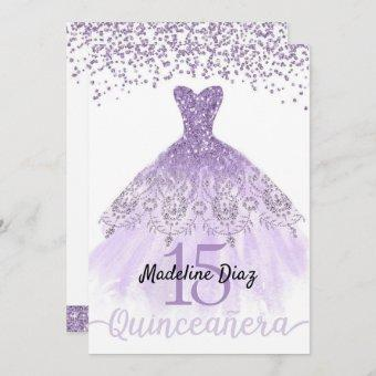 Purple Lavender Birthday