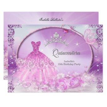 Purple Princess Magical Dress