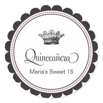 Quince Sticker