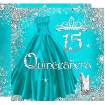 15th Aqua Silver Snowflakes Party 2