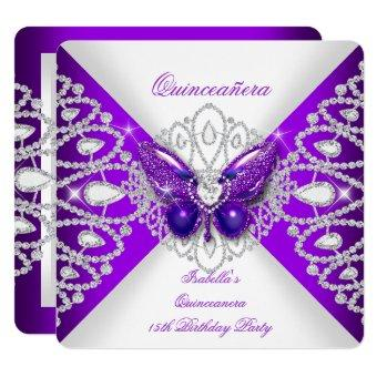 15th Purple Butterfly Tiara Party 2