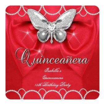 15th Red Butterfly Pearl Party