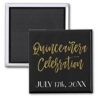 Celebration Save the Date Magnet