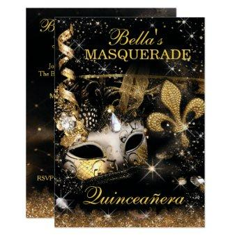 Masquerade Quinceanera Invitations Quinceanera Invitations
