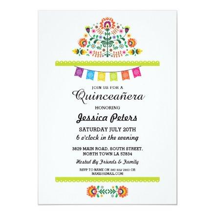 Party Floral Fiesta Mexican Birthday