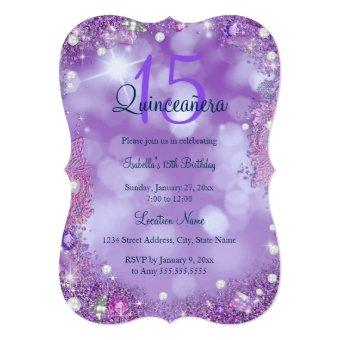 Purple Pink Ocean Sky Birthday Party