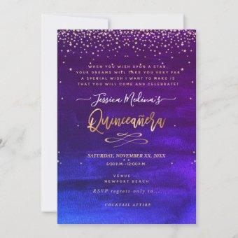 Quinceañera , Written in the Stars Save The Date