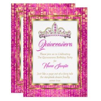 Regal Princess Pink Gold White