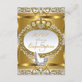 RSVP Princess Elite Gold Shoe 2