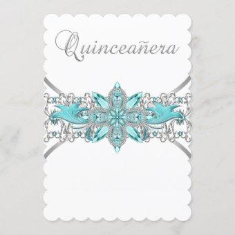Turquoise Blue Silver