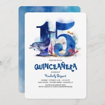 Under the Sea Quinceañera - 15th Birthday
