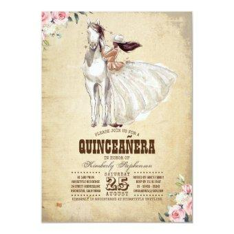 Western Quinceañera - 15th Birthday